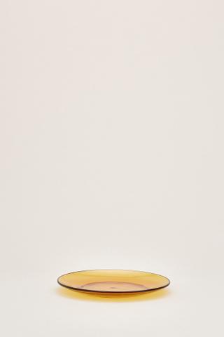 Duralex Amber Dessert Plate