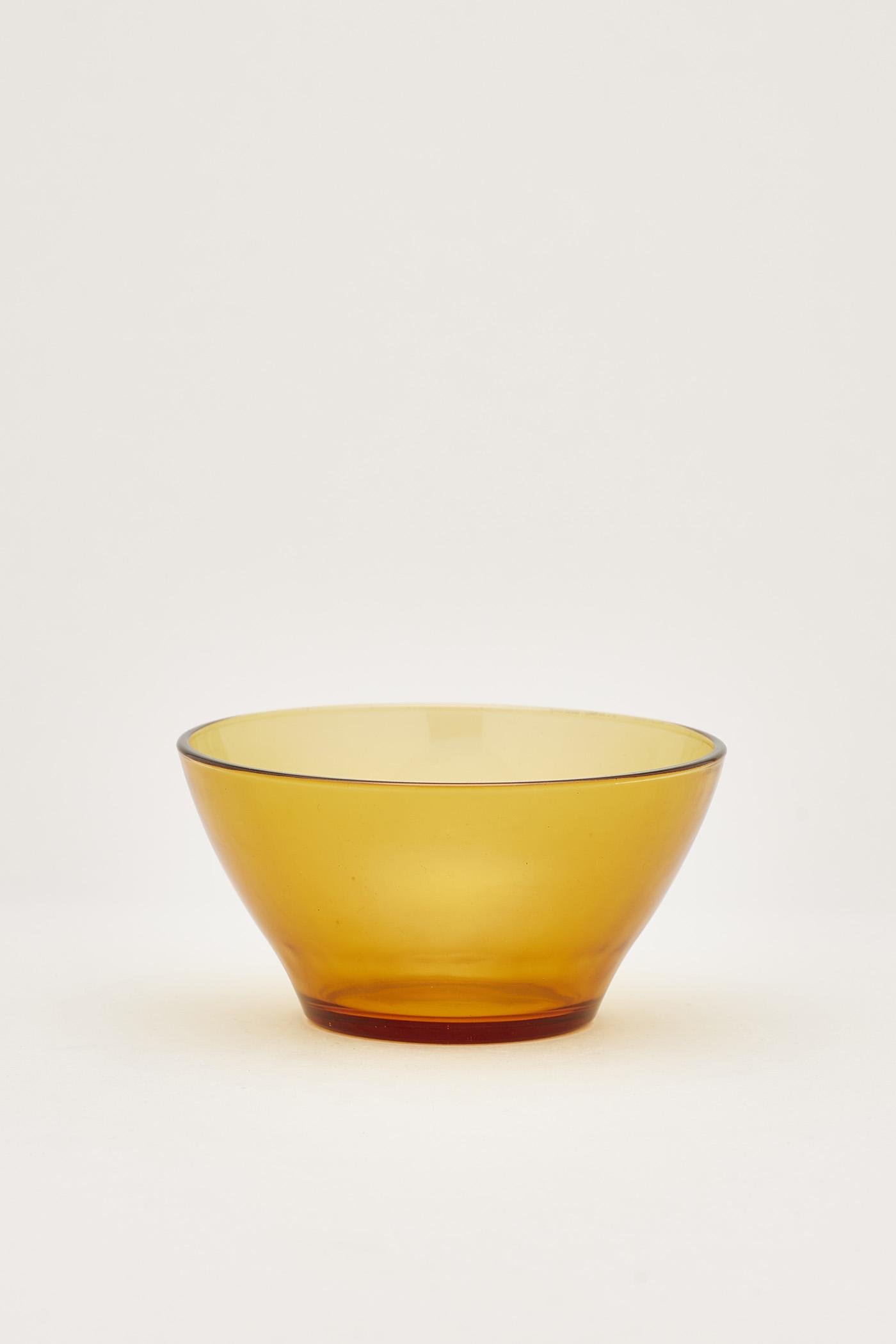 Duralex Amber Small Bowl