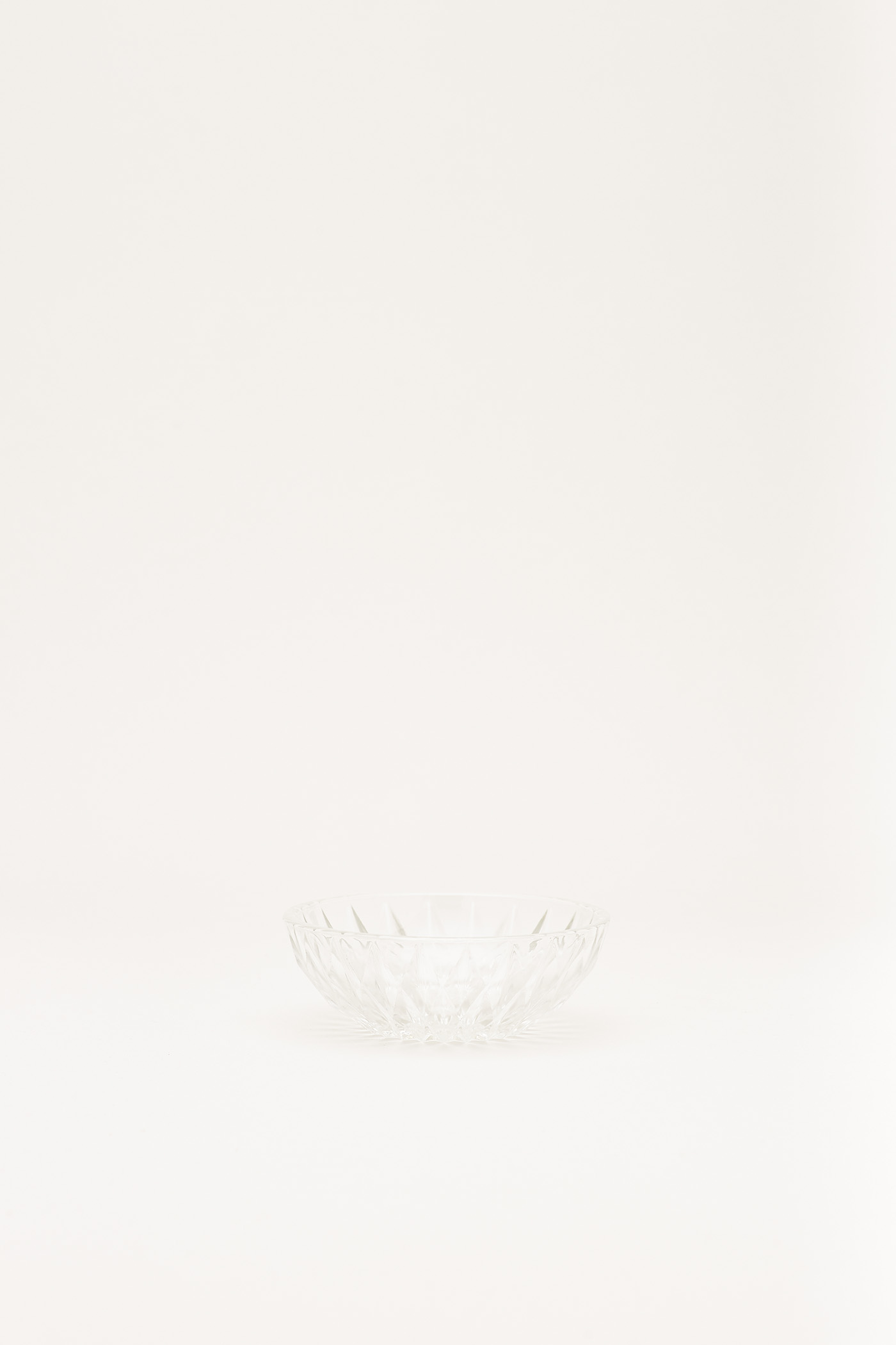 Ingrid Crystalline Small Bowl