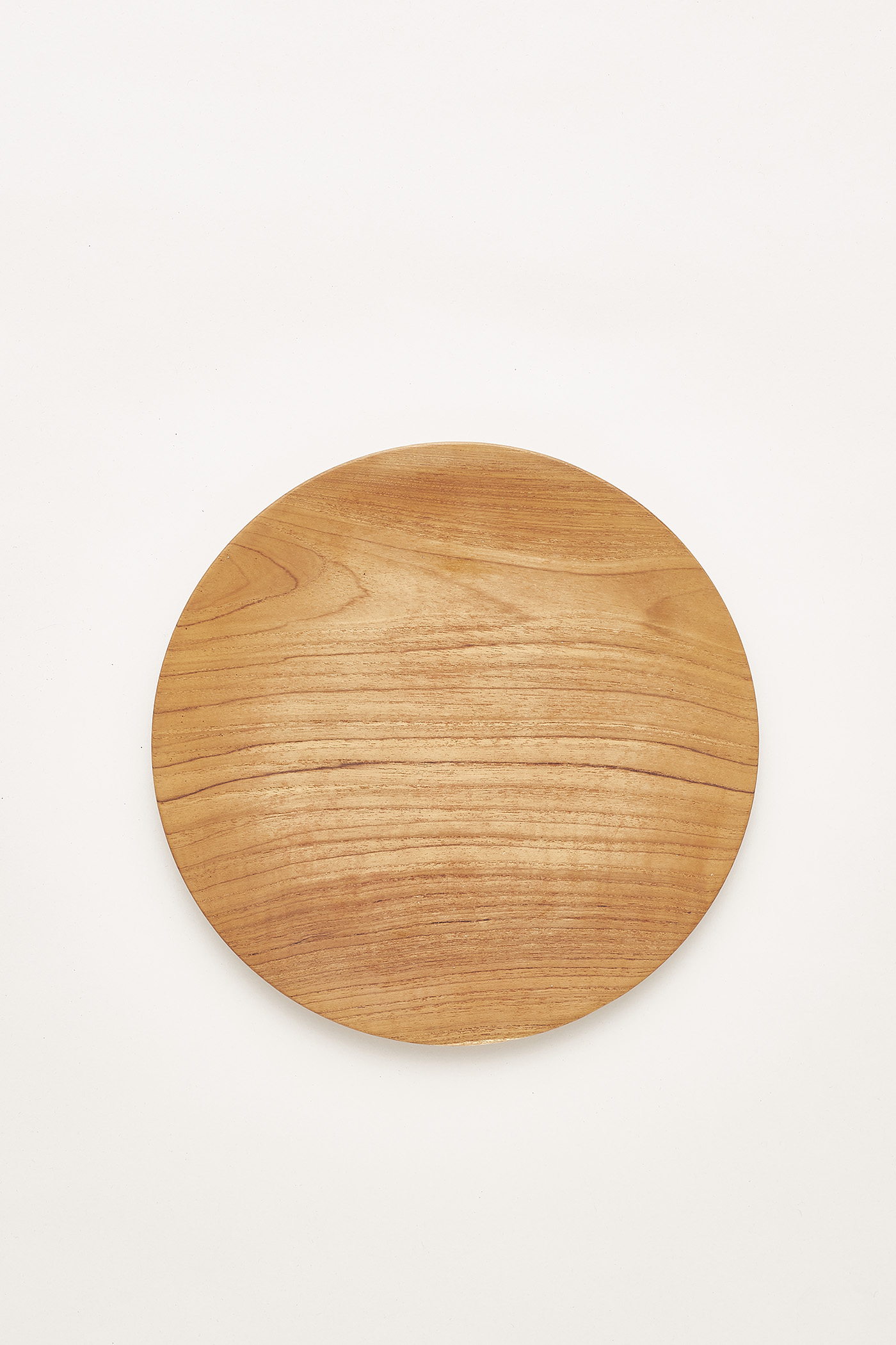 Thora Wooden Large Plate