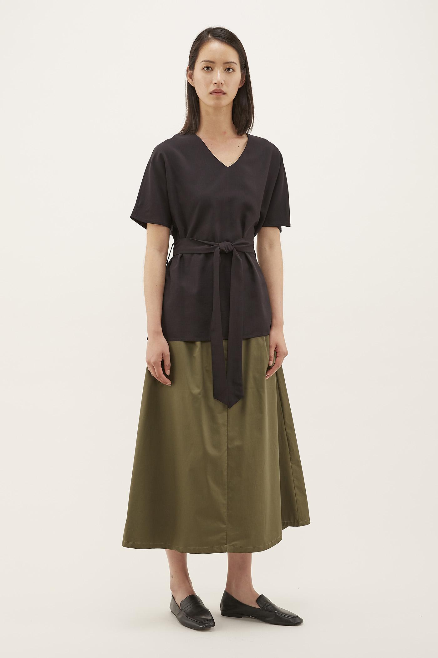Dinah Maxi Skirt