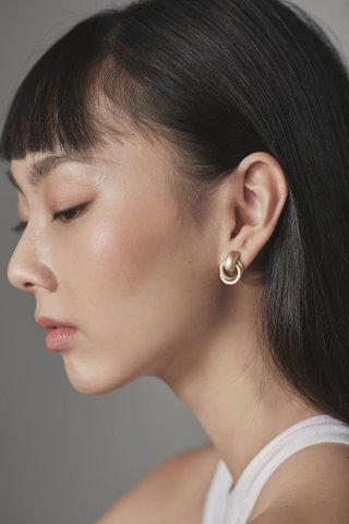 Meva Link Earrings