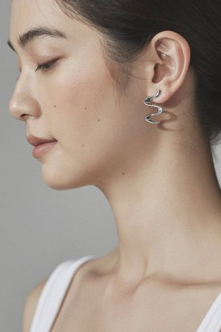 Mela Wave Earrings