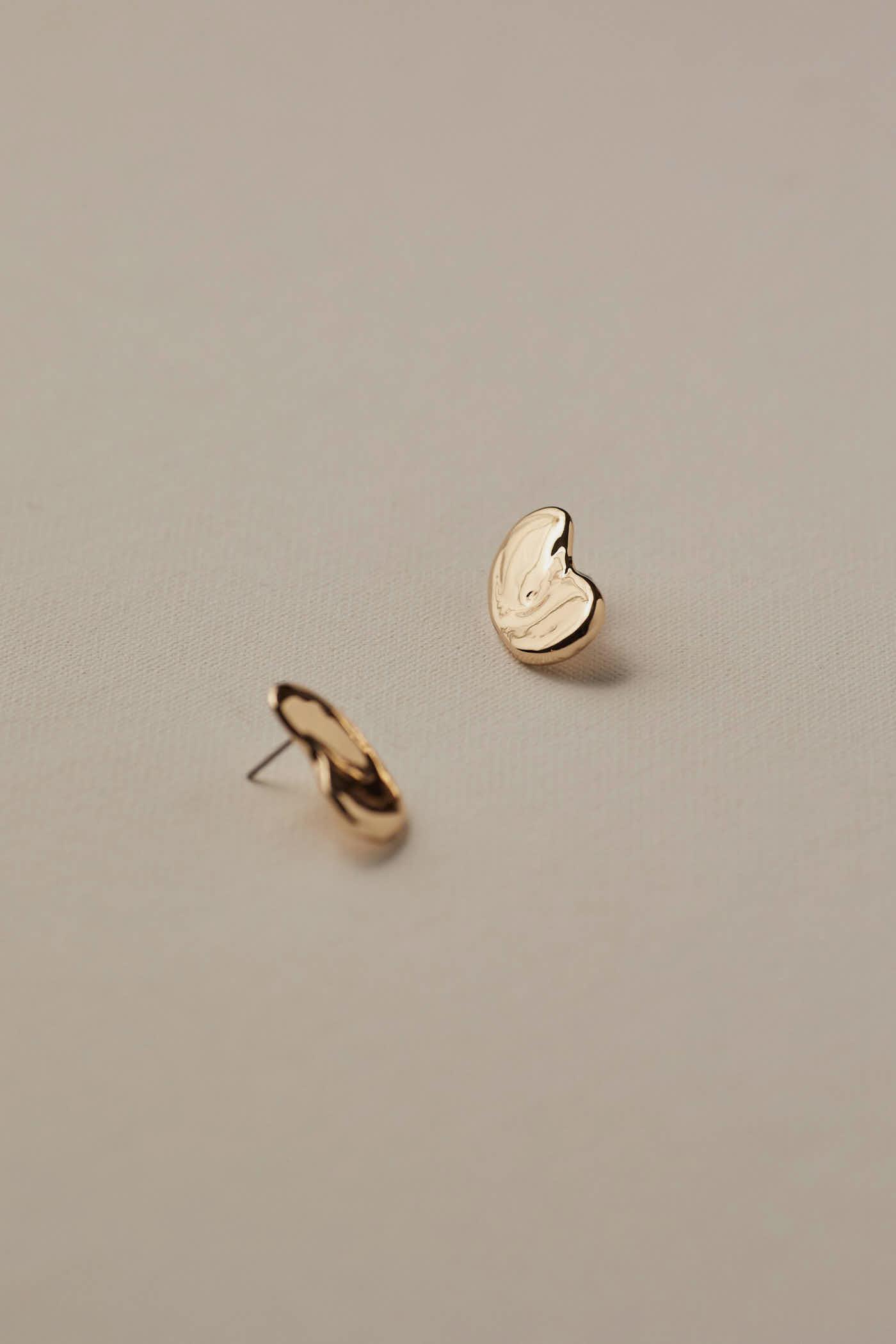 Royd Flat Earrings