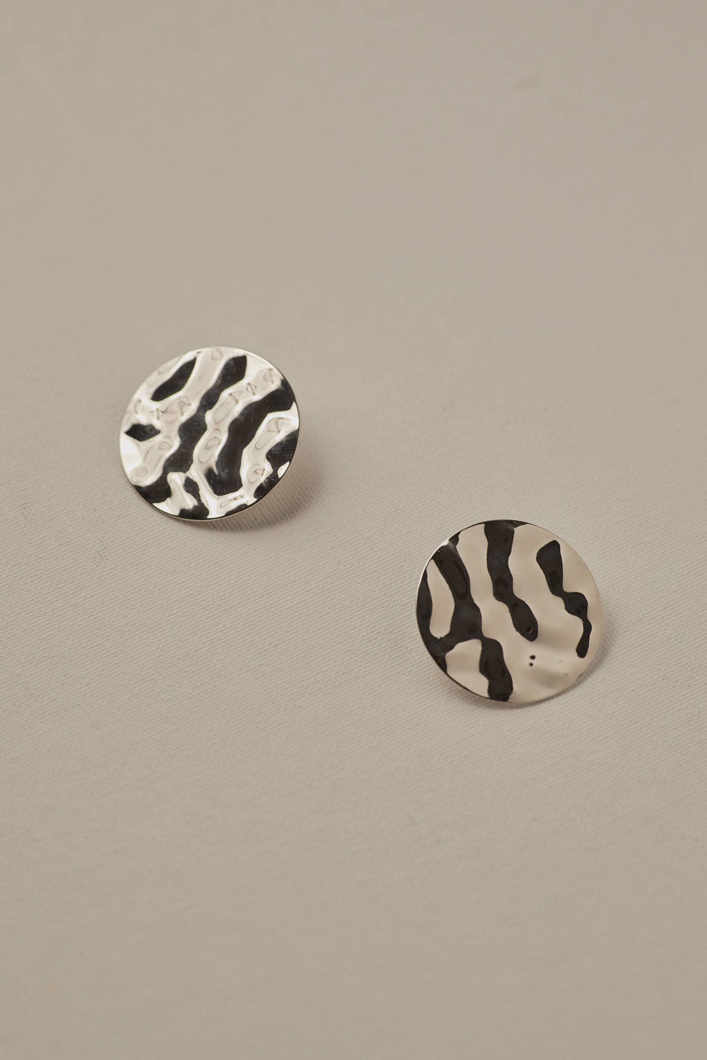 Angie Molten Earrings