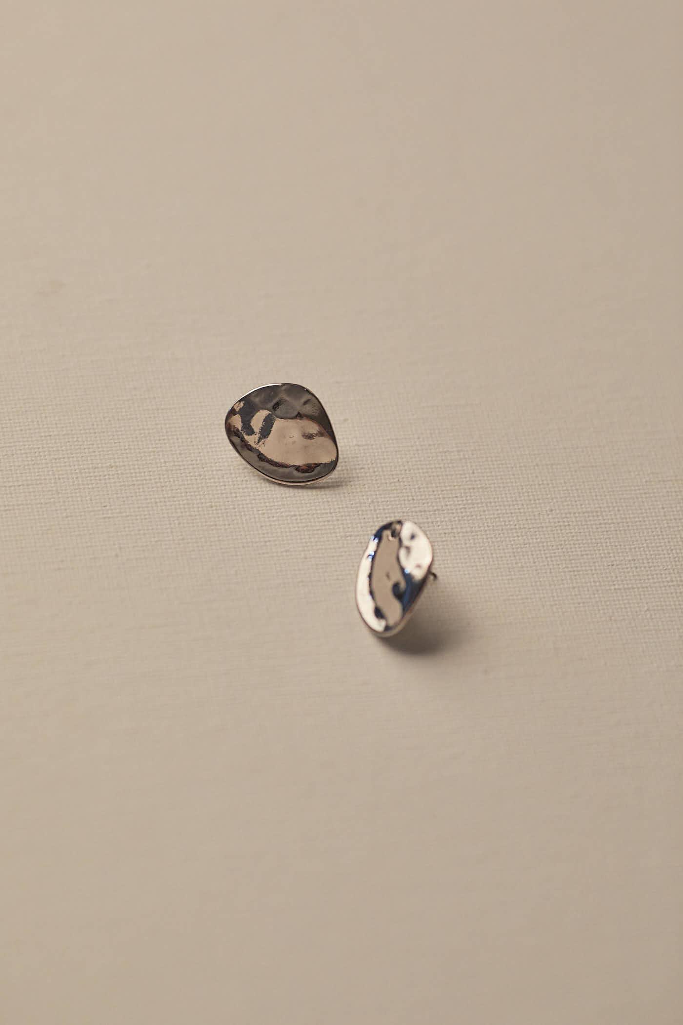 Cayla Molten Earrings