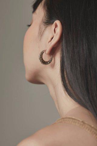 Morie Hoop Earrings