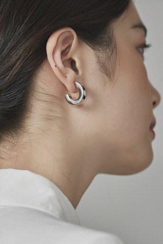 Jerica Hoop Earrings