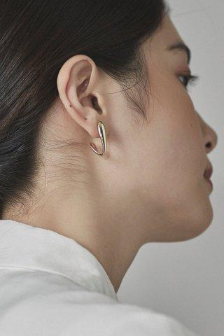 Maureen Hoop Earrings