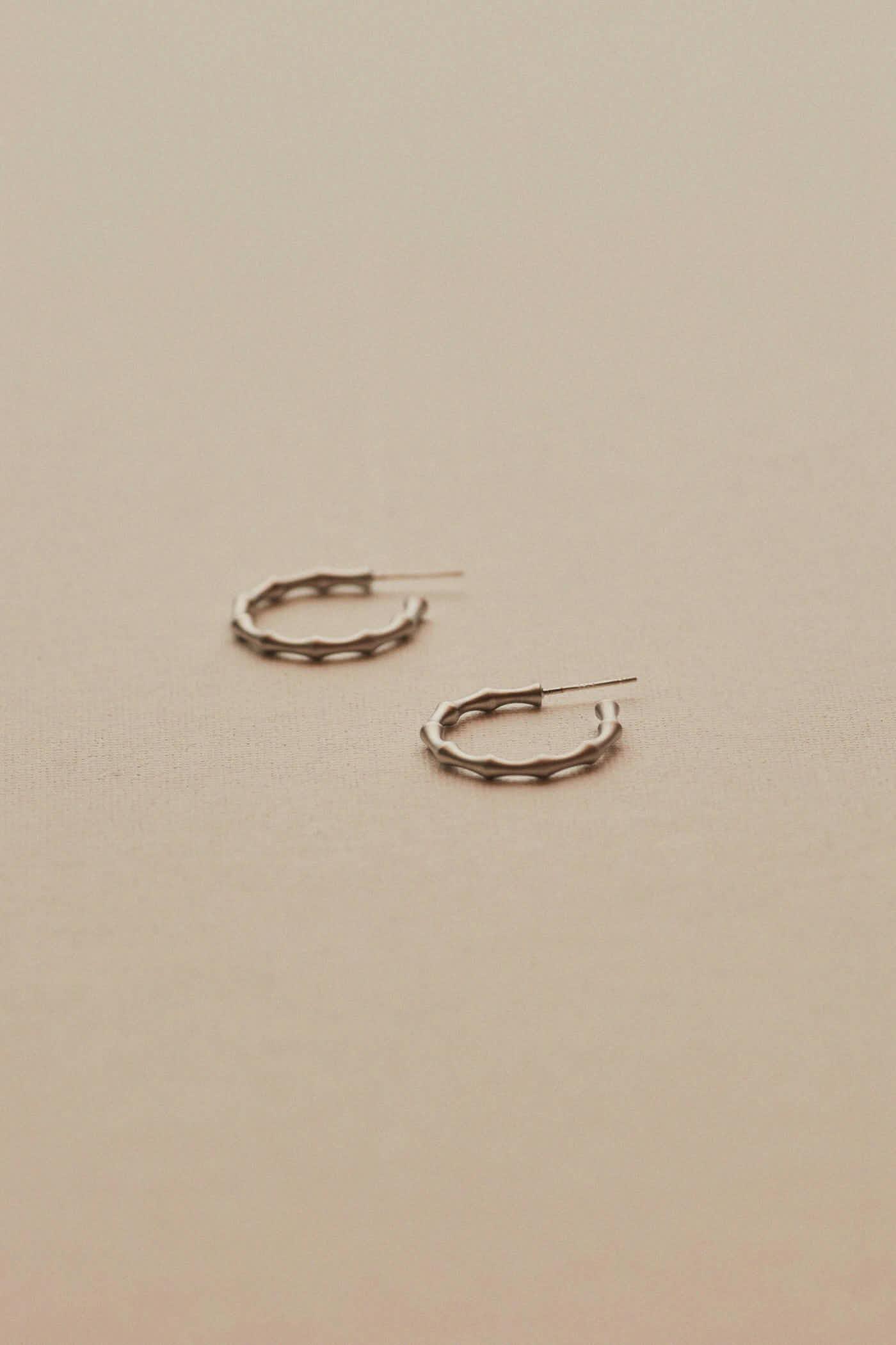 Hansen Hoop Earrings