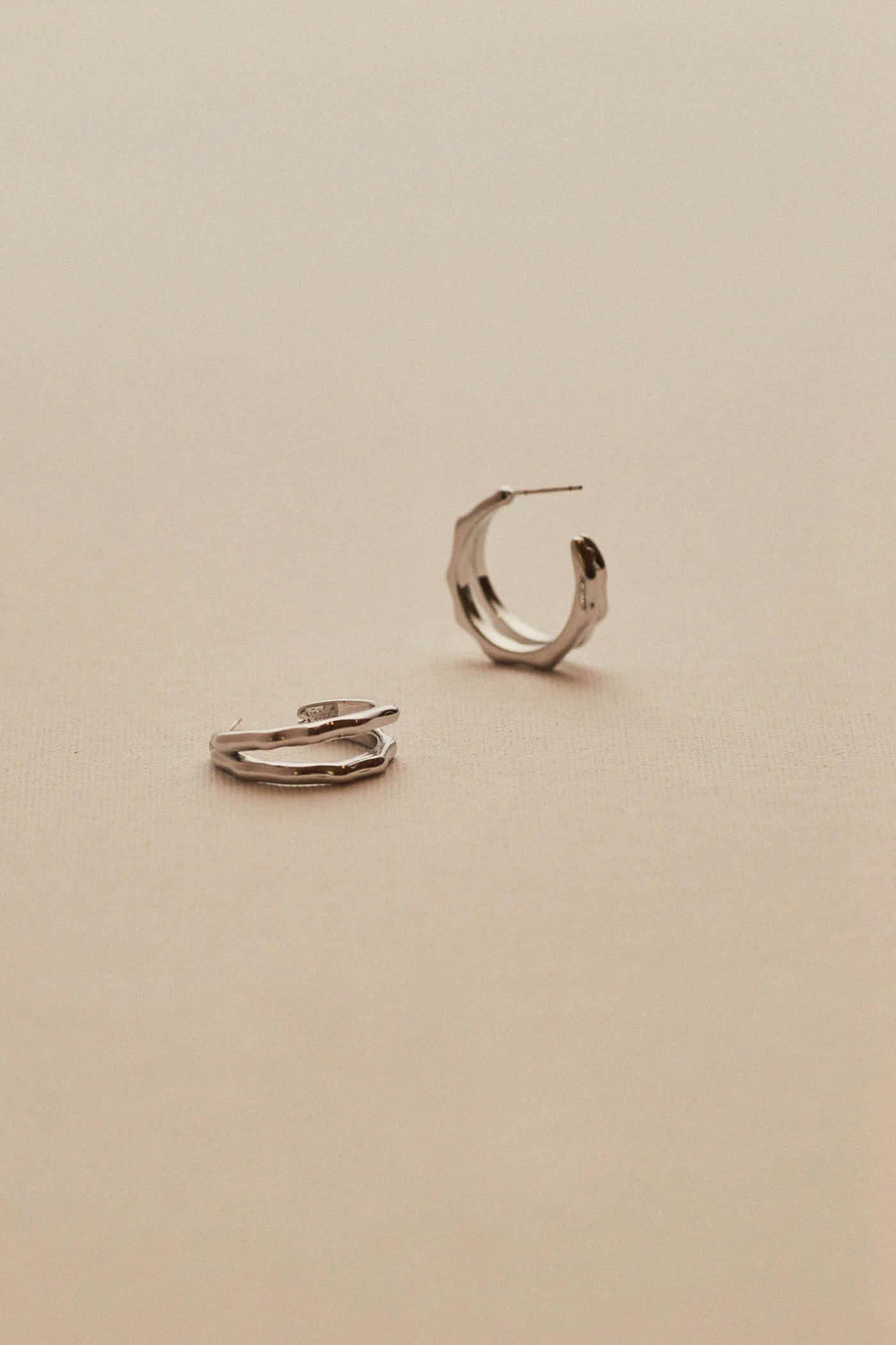 Gilsa Hoop Earrings