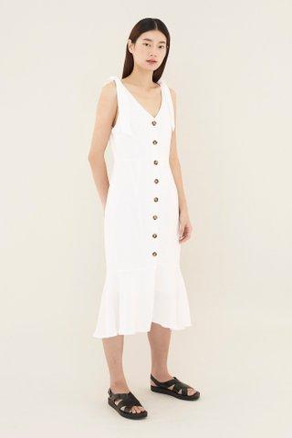 Sherolyn Strap-tie Dress