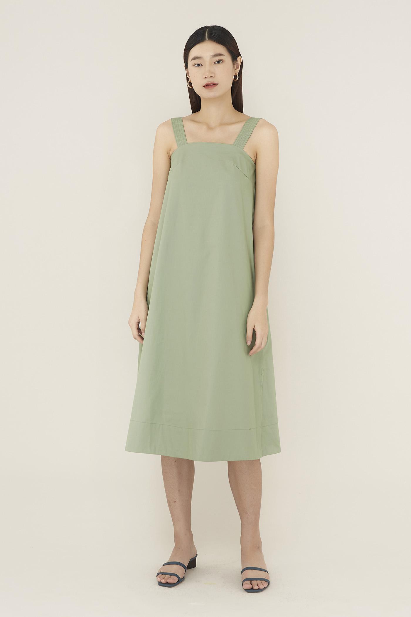 Alyah Tent Dress