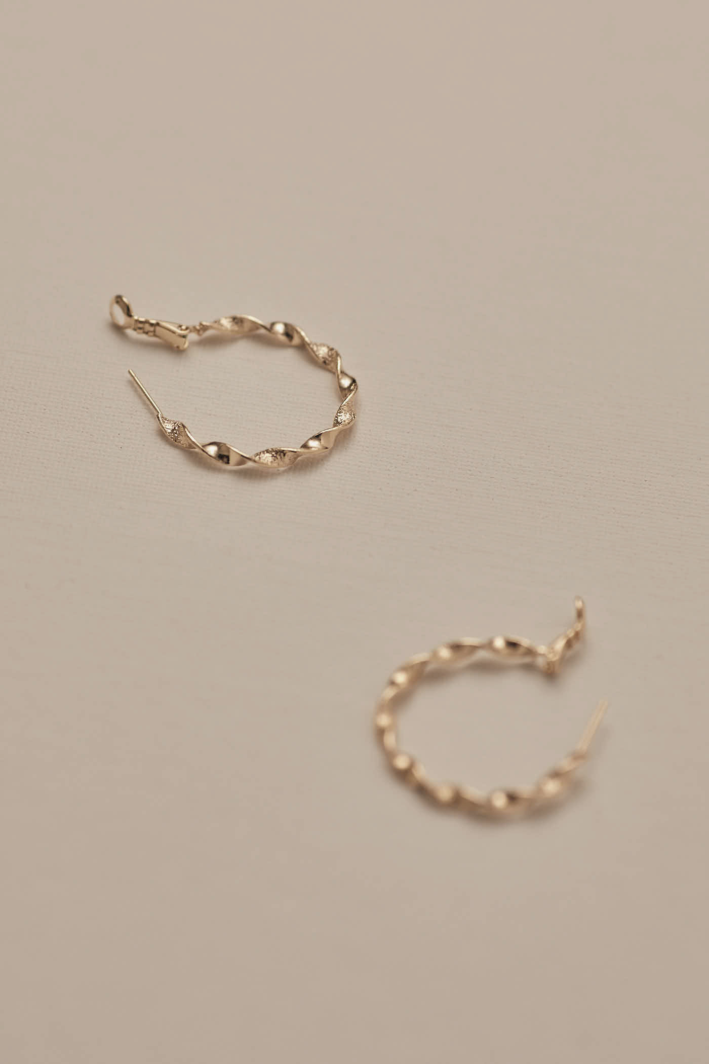 Shona Hoop Earrings