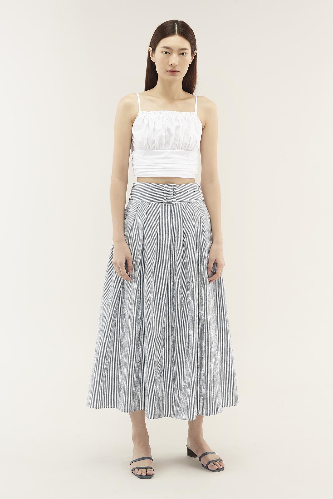 Aylin Pleated Skirt