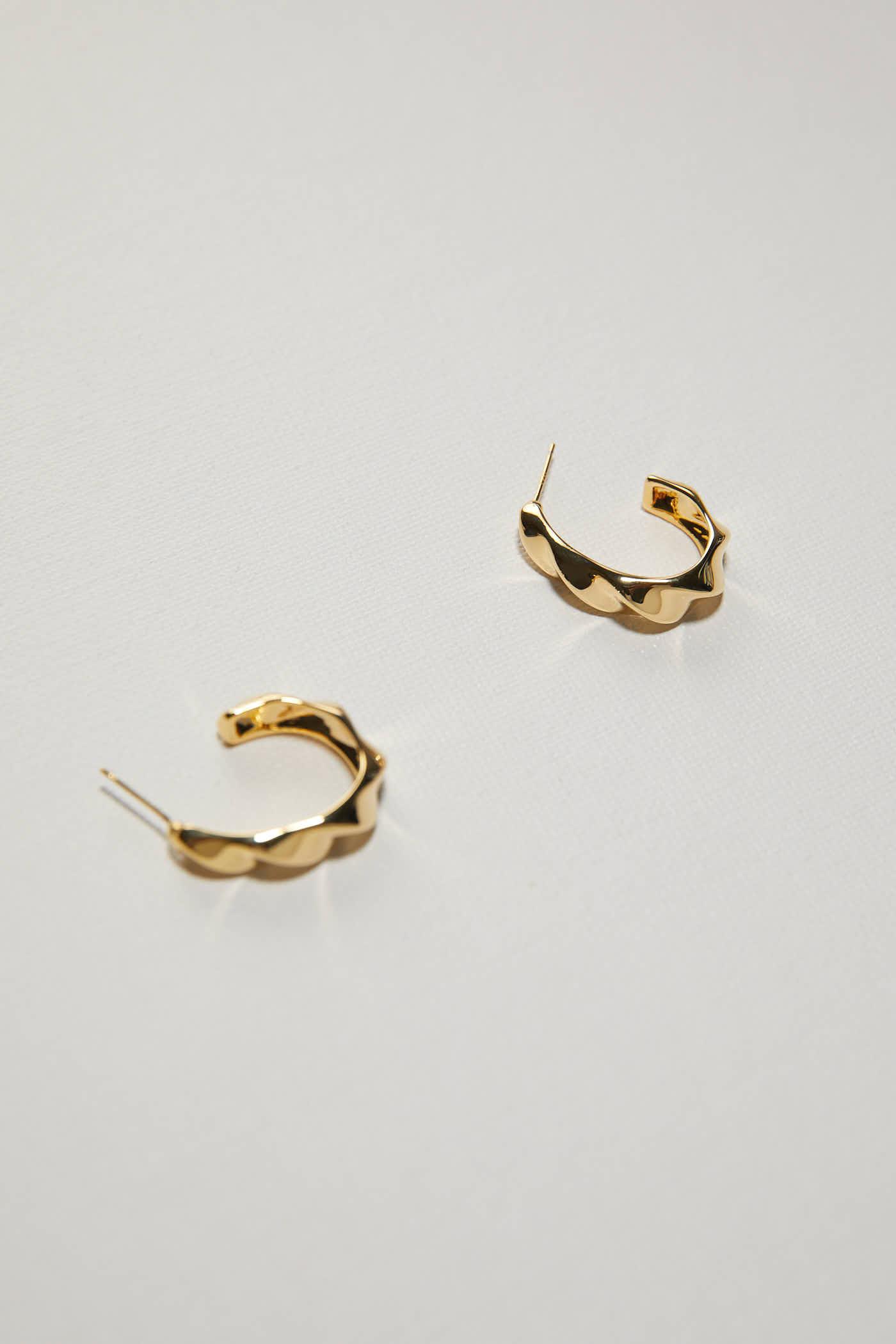 Kayce Hoop Earrings