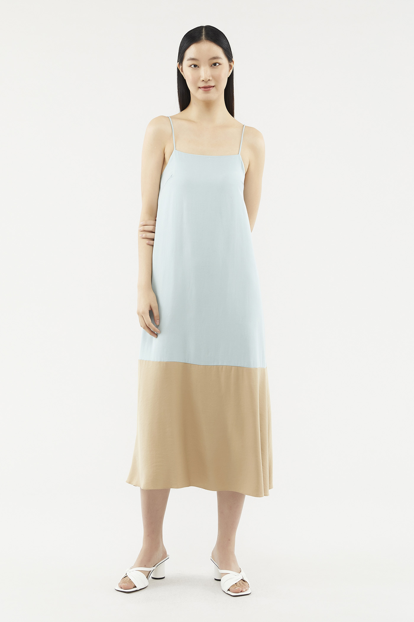 Maxine Colourblock Dress