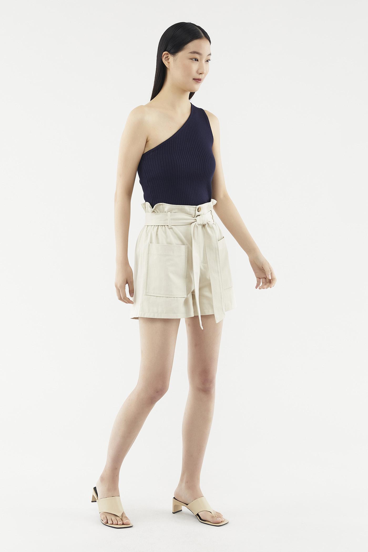 Olesya Paperbag Shorts