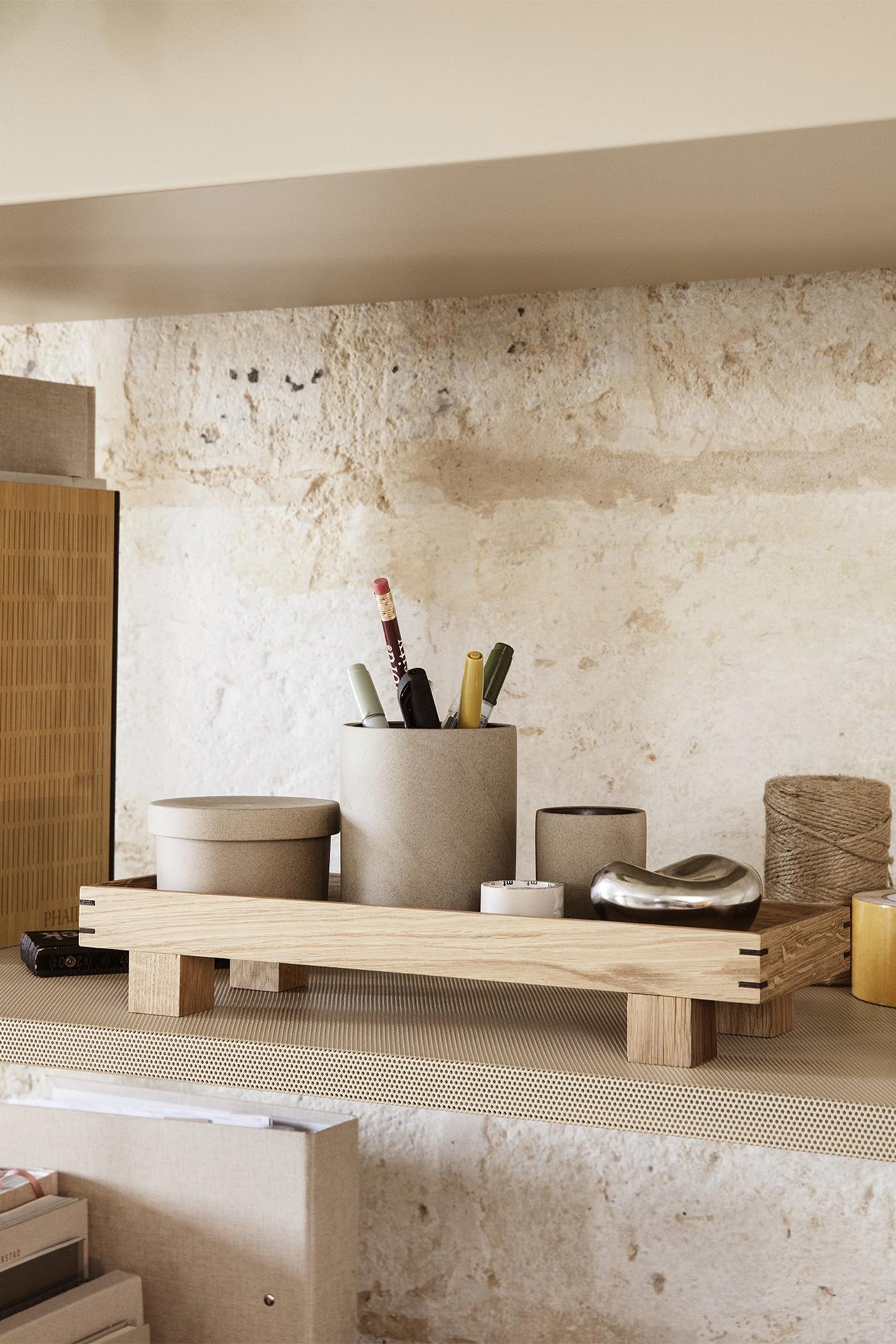 Ferm Living Bon Wooden Tray