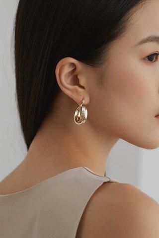 Efie Hoop Earrings
