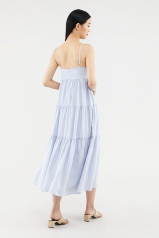 Yulissa Tiered Maxi Dress