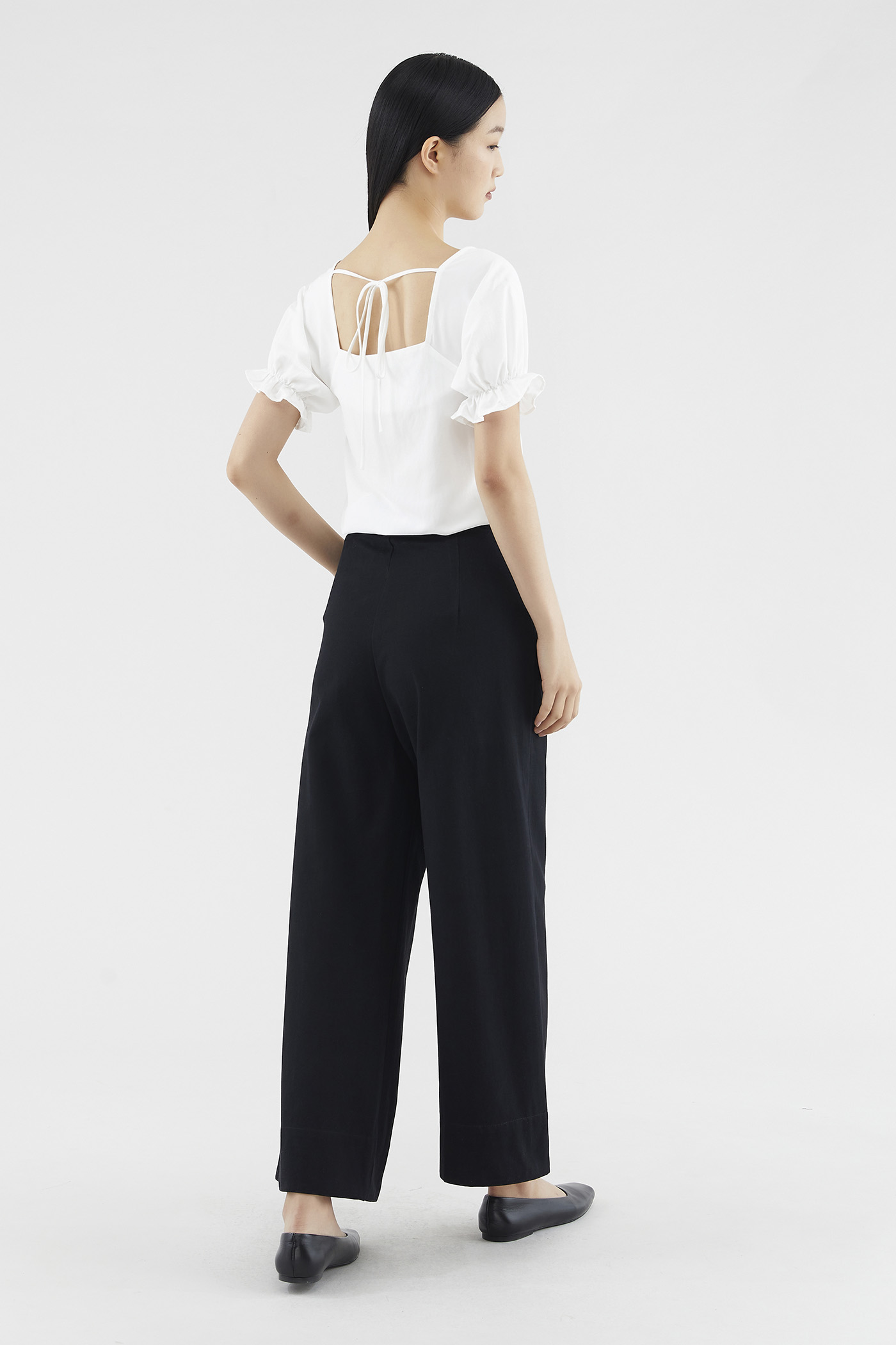 Rylie Wide-leg Pants