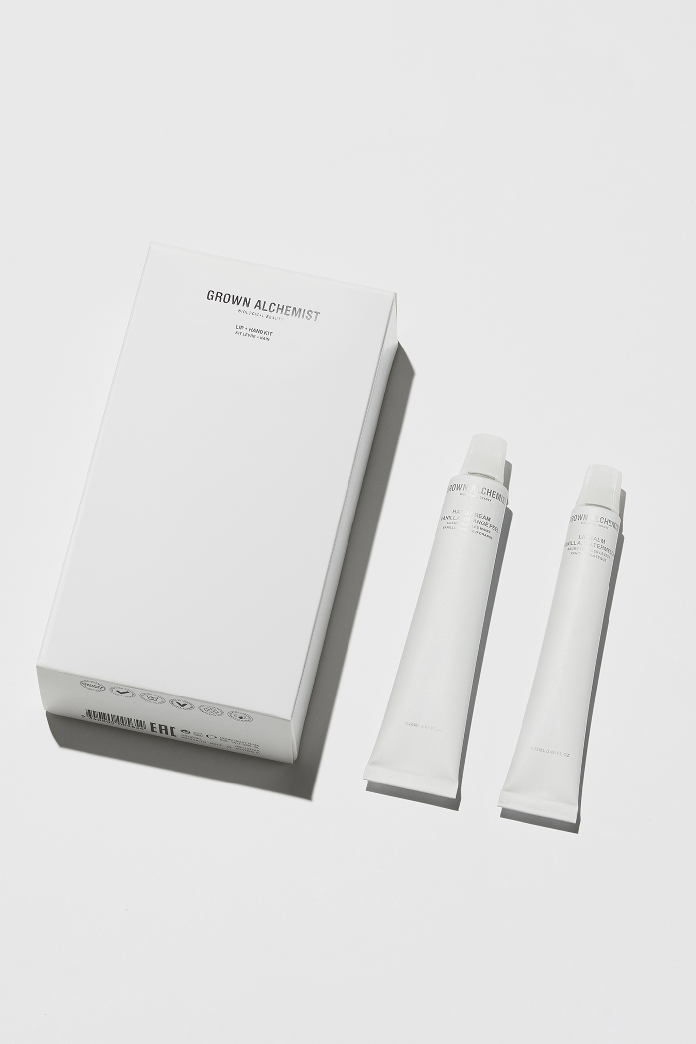 Grown Alchemist Lip + Hand Kit