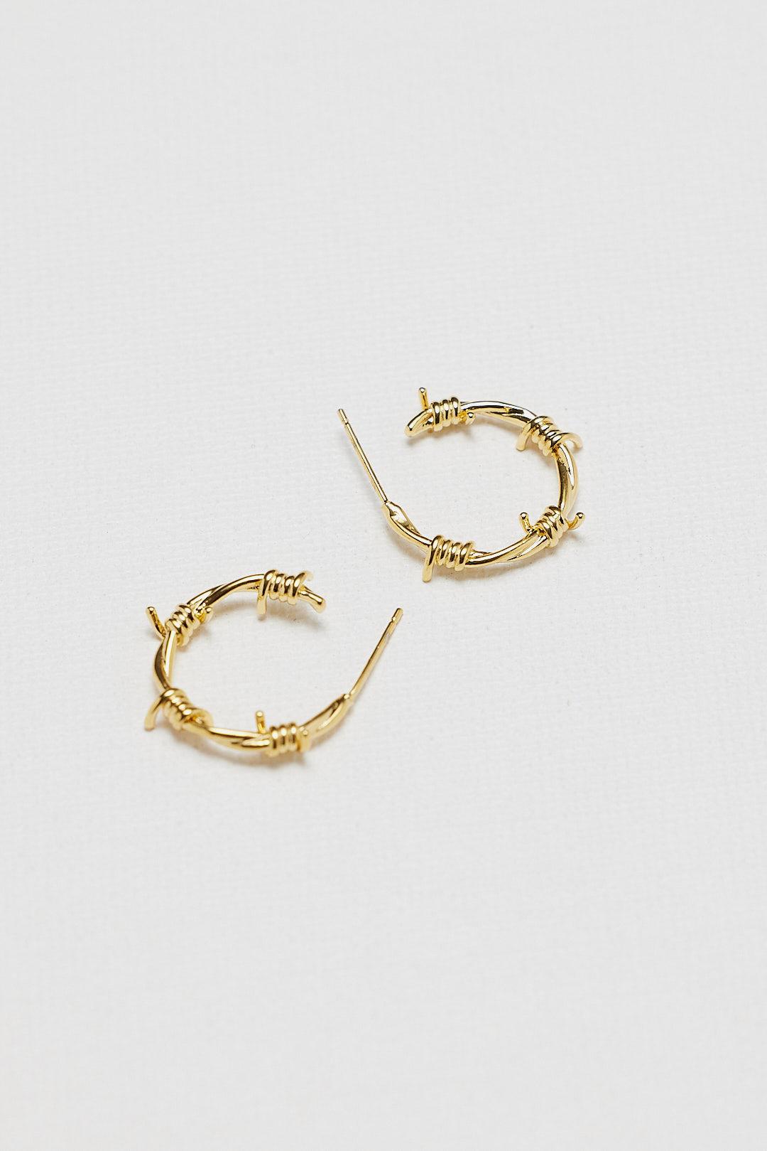 Bexis Hoop Earrings