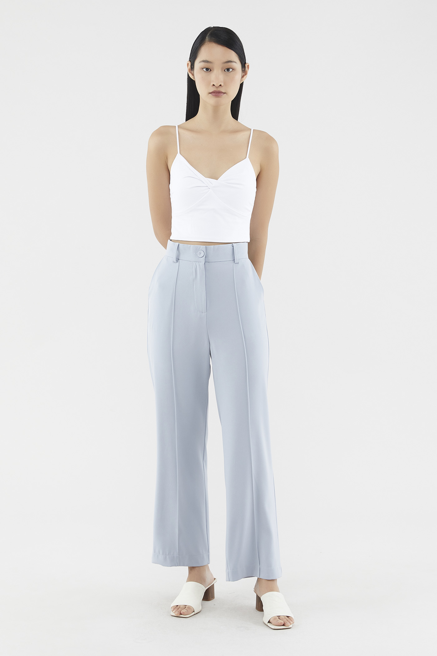 Edelyn High-waist Pants
